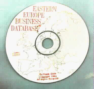 Central and Eastern European Business Directory Database now