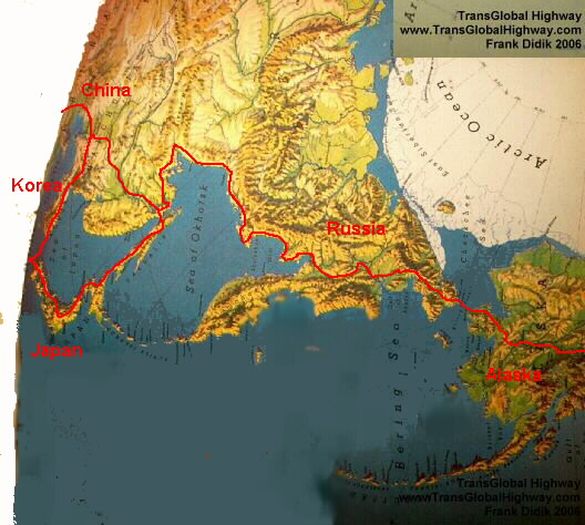 Trans Global Highway  A proposal by Frank X  Didik, May 2006
