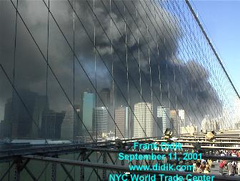 World Trade Center Horror. Account of what was seen and ...