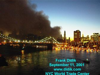 World Trade Center Horror Account Of What Was Seen And